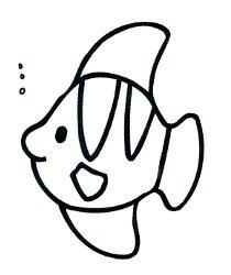 comptine petit poisson